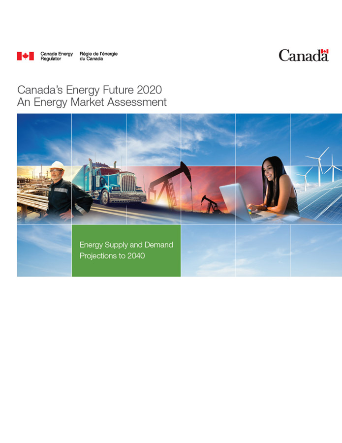 Canada's Energy Future 2019: Energy Supply and Demand Projections to 2040