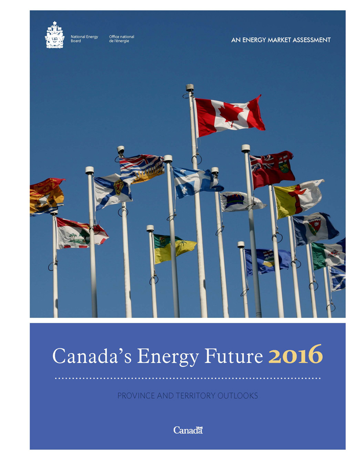 Canada's Energy Future 2016: Province and Territory Outlooks